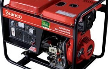 Gerador a diesel,